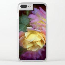 Rose 364 Clear iPhone Case