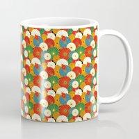 oriental Mugs featuring Oriental by Julscela
