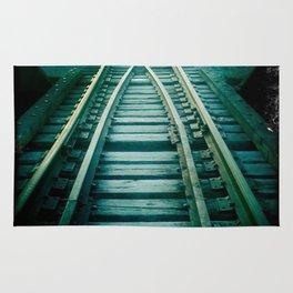 track #1 Rug