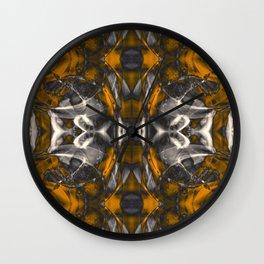 abstracter Wall Clock
