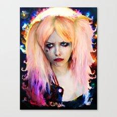 Harley Quinn Canvas Print