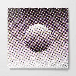 HalftoneII/ Metal Print