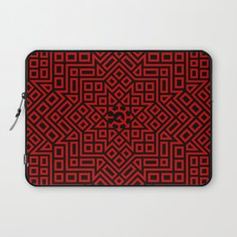 Chaos Communism- Leveled Details Laptop Sleeve