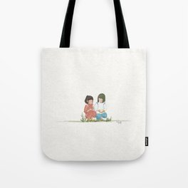 I remember your name. Tote Bag