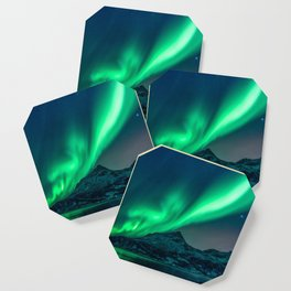 Aurora Borealis (Northern Lights) Coaster