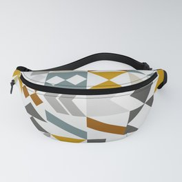 Mid West Geometric 05 Fanny Pack