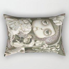 Miss Prudence Perkes Rectangular Pillow