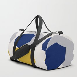 Abstraction_SHAPES_003 Duffle Bag