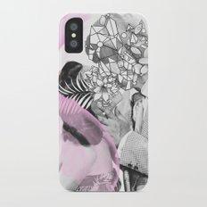 A kiss is a kiss Slim Case iPhone X