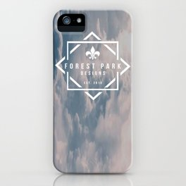 Chilling In Eternity... iPhone Case
