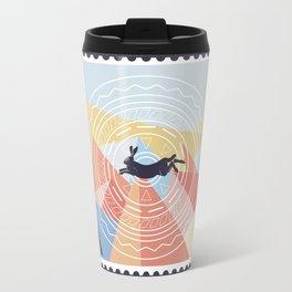 For The Natural Writer Travel Mug