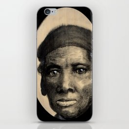 hariette tubman iPhone Skin
