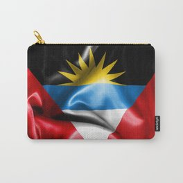 Antigua and Barbuda Flag Carry-All Pouch