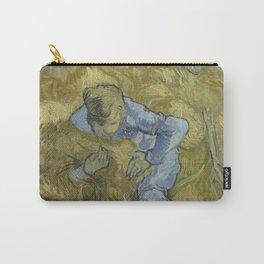 Vincent van Gogh - The Sheaf-Binder (after Millet) Carry-All Pouch