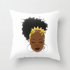 S E R E N E Throw Pillow