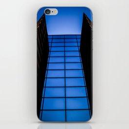 So Blue iPhone Skin