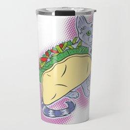 Taco Cat! Travel Mug