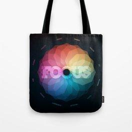 Focus Manifesto Tote Bag