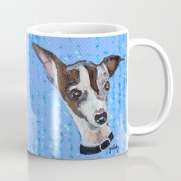 Mia the Italian Greyhound Dog Coffee Mug