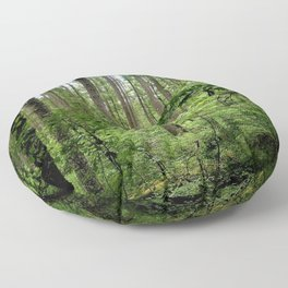 The Forest Floor Pillow