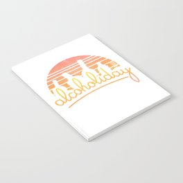 Alcoholiday Notebook