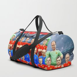 Russian Government Team Duffle Bag