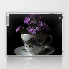 Botanical Tea Cup Laptop & iPad Skin