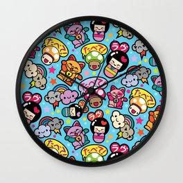 Harajuku Love Wall Clock