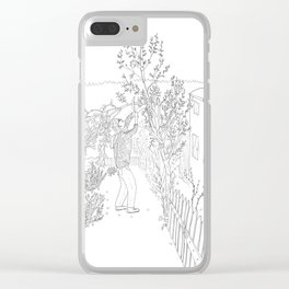 beegarden.works 003 Clear iPhone Case