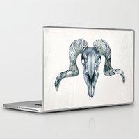 ram Laptop & iPad Skins featuring Ram by Adrianna Grężak