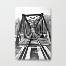 Bridge 4 Metal Print