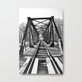 Bridge 4 Metal Print
