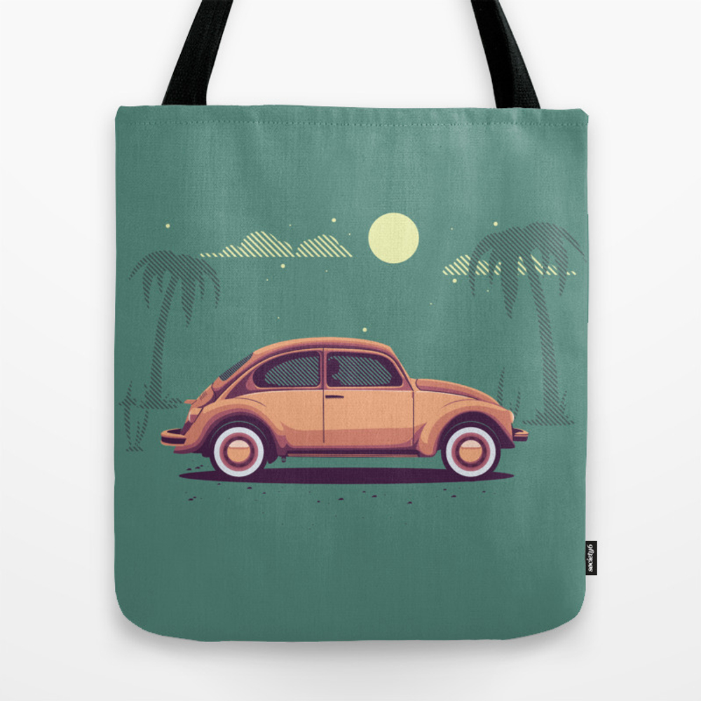 Classic Road Travel Tote by Renditm TBG8783475