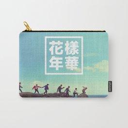 BTS + RUN Carry-All Pouch