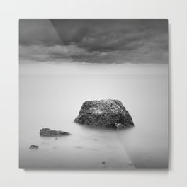 slow water Metal Print