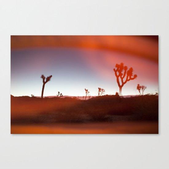 Outbound I Canvas Print