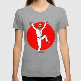 Sloth Karate T-shirt