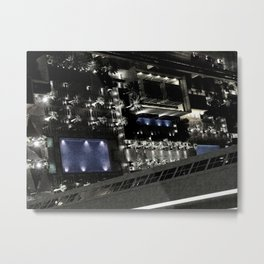 View from the MGM Signature Metal Print