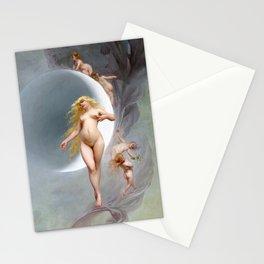 THE PLANET VENUS - LUIS RICARDO FALERO Stationery Cards