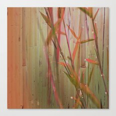 Bamboo Dreaming II Canvas Print