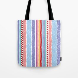 Candy madness Tote Bag