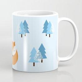 Sweet dreams with fox Coffee Mug