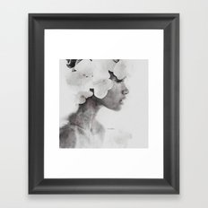 Purity Framed Art Print