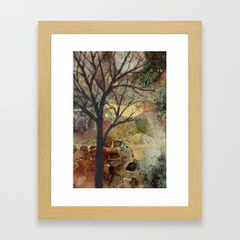 Forest of One Framed Art Print