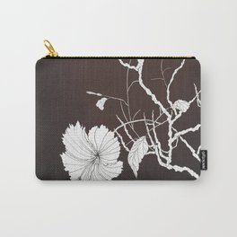 Hibiscus meets Pandanus (St. Damien 9) Carry-All Pouch