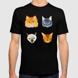 Cats Blue T-shirt
