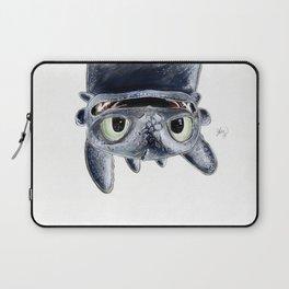Toothless (Upside Down) Laptop Sleeve
