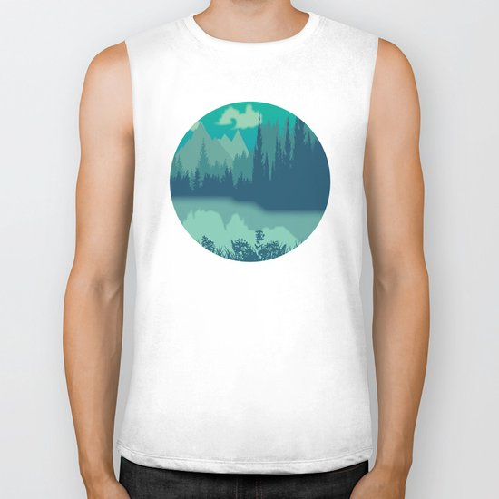 My Nature Collection No. 22 Biker Tank