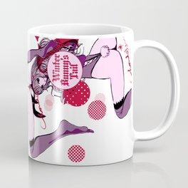 HOT DRINK,HOT BUNNY Coffee Mug