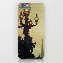 Paris (France) iPhone Case